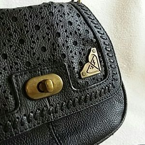 Roxy Bags - ROXY Crossbody small Black Handbag